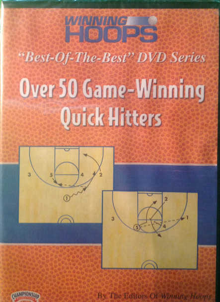 Over 50 Game Winning Last Second Shots by Winning Hoops Instructional Basketball Coaching Video