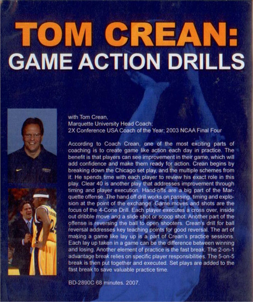 (Rental)-Game Action Drills