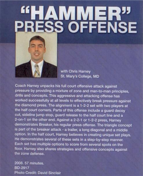 (Rental)-The 'hammer' Press Offense