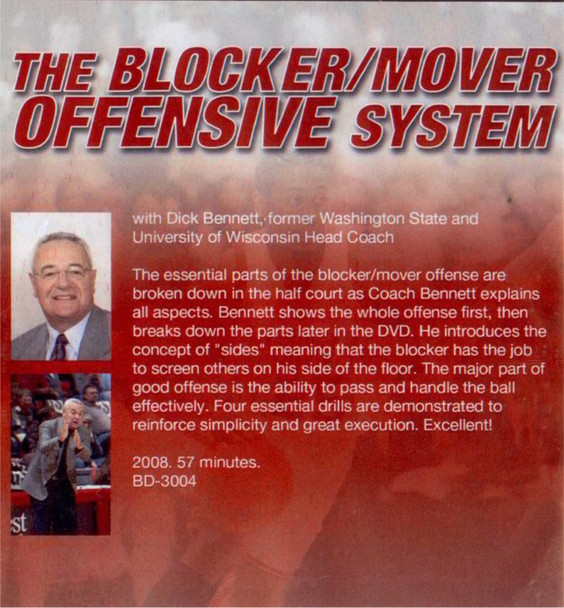 (Rental)-The Blocker/mover Offensive System