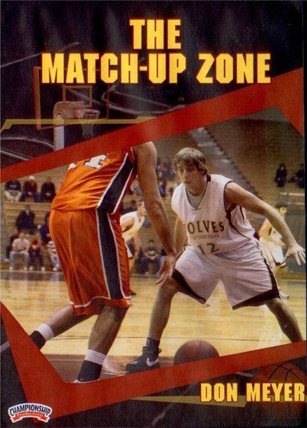 The Matchup Zone Defense by Don Meyer Instructional Basketball Coaching Video