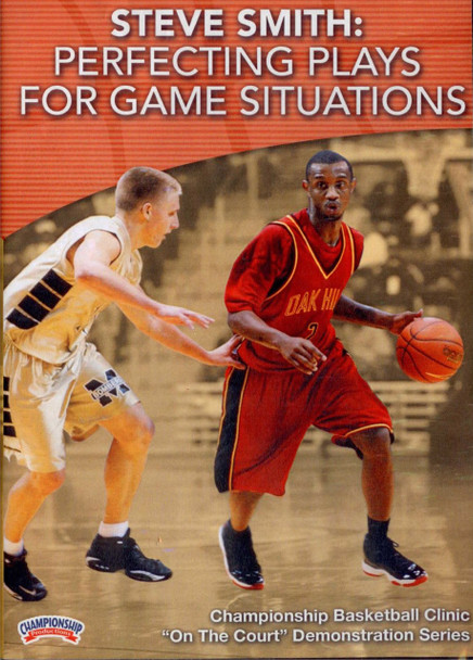 Perfecting Plays For Game Situations by Stephen Smith Instructional Basketball Coaching Video
