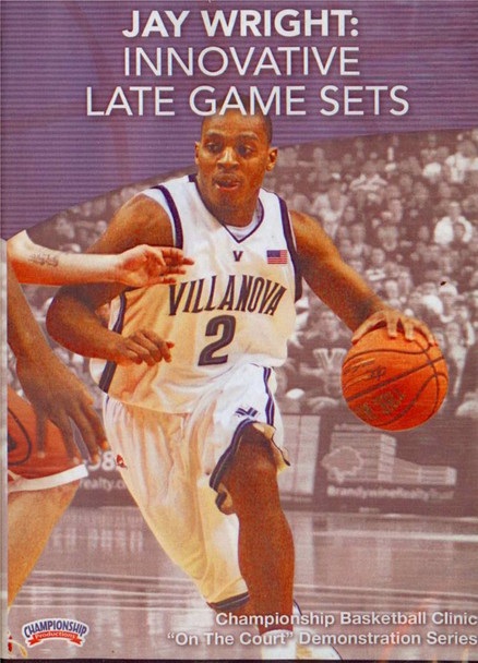 Innovative Late Game Sets by Jason Wright Instructional Basketball Coaching Video