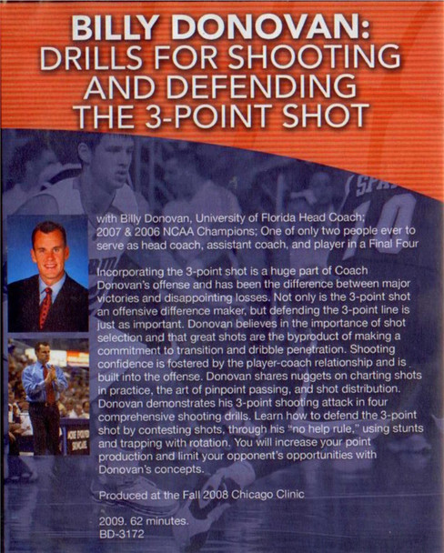(Rental)-Drills For Shooting & Defending The 3 Point Shot