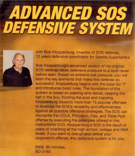 (Rental)-Advanced Sos Defensive System
