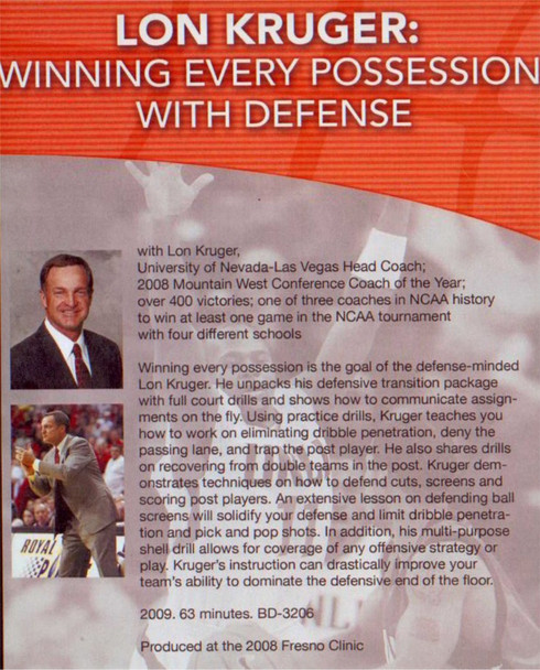 (Rental)-Winning Every Possession With Defense