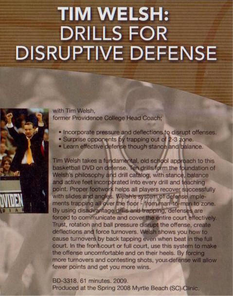 (Rental)-Drills For Disruptive Defense