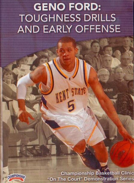 Toughness Drills & Early Offense by Geno Ford Instructional Basketball Coaching Video
