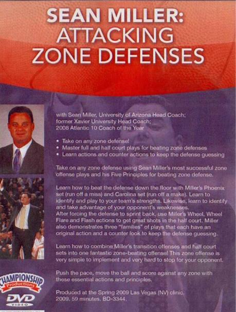 (Rental)-Sean Miller: Attacking Zone Defenses