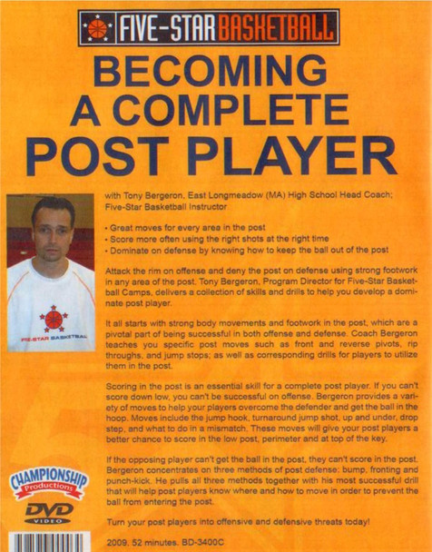 (Rental)-Becoming A Complete Post Player