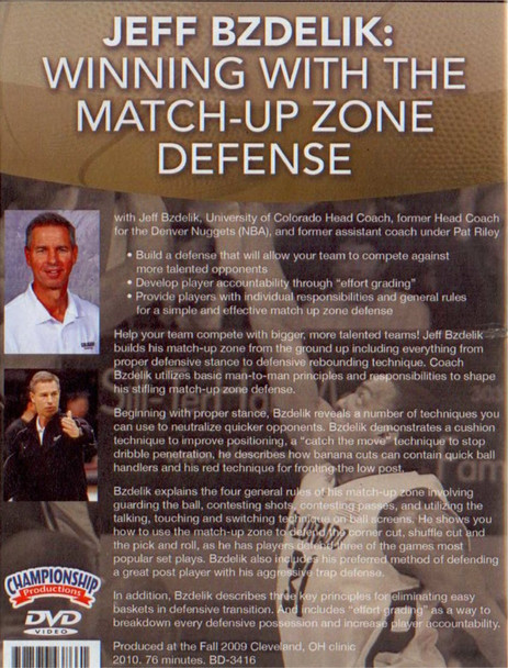(Rental)-Winning With The Match--up Zone