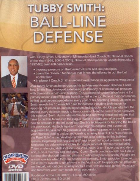 (Rental)-Ball Line Defense