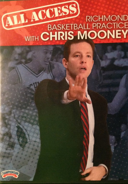All Access:chris Mooney by Chris Mooney Instructional Basketball Coaching Video