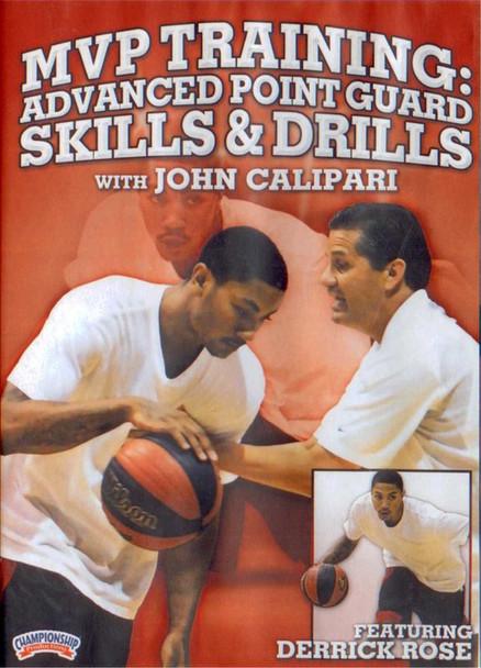 Advanced Point Guard Skills And Drills by John Calipari Instructional Basketball Coaching Video