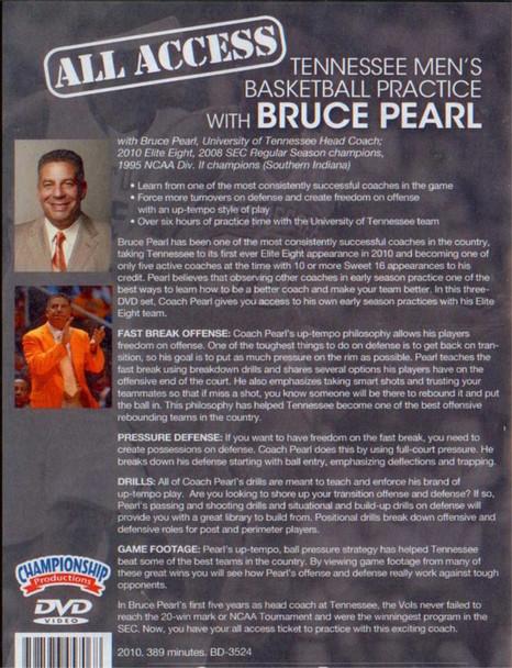 (Rental)-All Access: Bruce Pearl