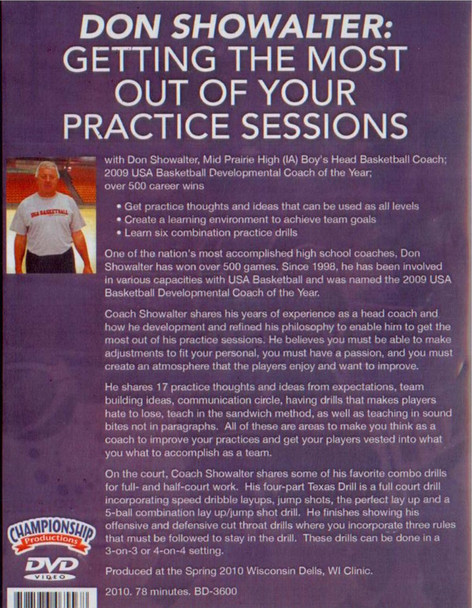 (Rental)-Getting The Most Out Of Your Practice Sessions