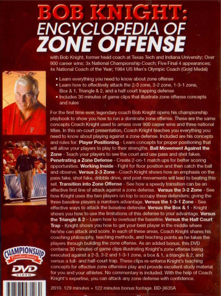 (Rental)-Encyclopedia Of Zone Offense