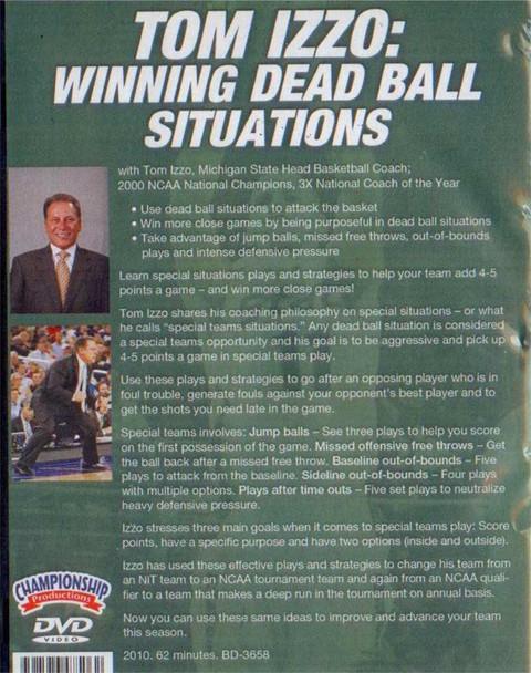(Rental)-Winning Dead Ball Situations
