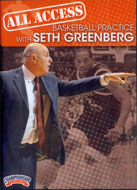 All Access:  Seth Greenberg by Seth Greenberg Instructional Basketball Coaching Video