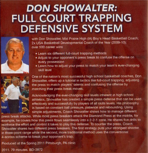 (Rental)-Full Court Trapping Defensive System