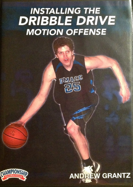 How to install the Dribble Drive Motion Offense