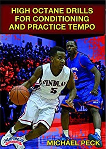 High Octane Drills For Conditioning by Michael Peck Instructional Basketball Coaching Video