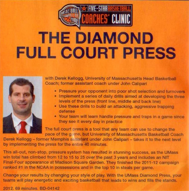 (Rental)-The Diamond Full Court Press
