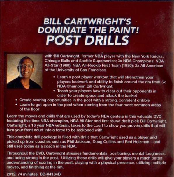 (Rental)-Bill Cartwright Post Drills
