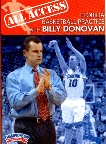 All Access: Billy Donovan 2011-12 by Billy Donovan Instructional Basketball Coaching Video