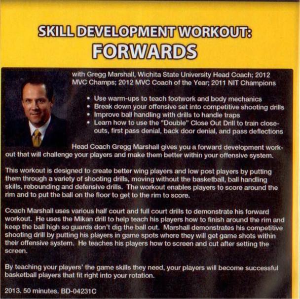 (Rental)-Skill Development Workout: Forwards