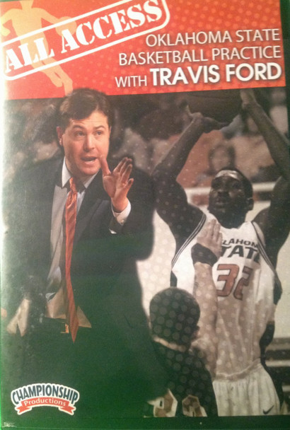 All Access: Travis Ford by Geno Ford Instructional Basketball Coaching Video
