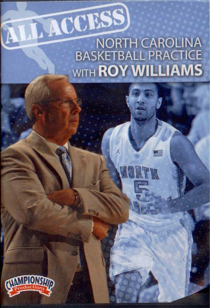 All Access: Roy Williams by Roy Williams Instructional Basketball Coaching Video