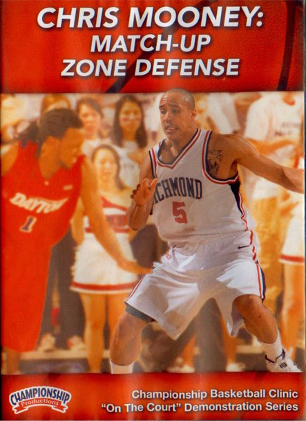 Match-up Zone Defense by Chris Mooney Instructional Basketball Coaching Video
