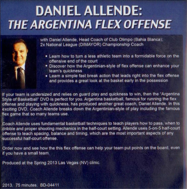 (Rental)-The Argentina Flex Offense
