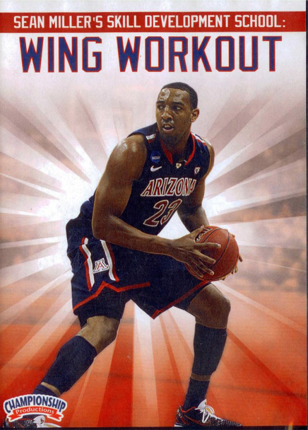 Sean Miller's Skills School: Wing Workout by Sean Miller Instructional Basketball Coaching Video