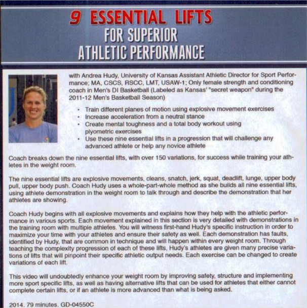 explosive lifts for basketball players