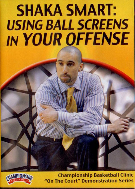 Shaka Smart: Using Ball Screens In Your Offense by Shaka Smart Instructional Basketball Coaching Video