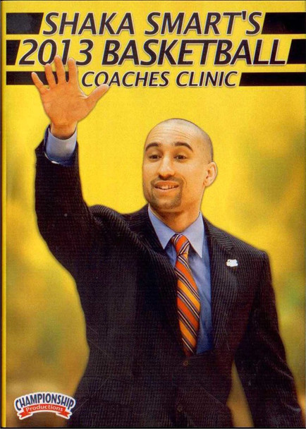 Shaka Smart's 2013 Basketball Coaches Clinic by Shaka Smart Instructional Basketball Coaching Video