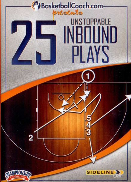 25 Unstoppable Inbound Plays by Winning Hoops Instructional Basketball Coaching Video
