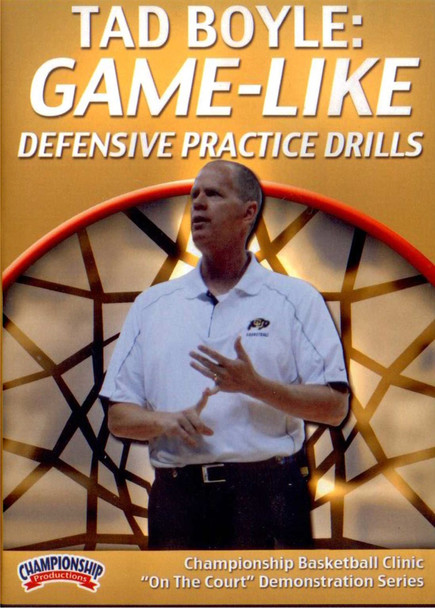Game-like Defensive Basketball Practice Drills by JoAnne Boyle Instructional Basketball Coaching Video