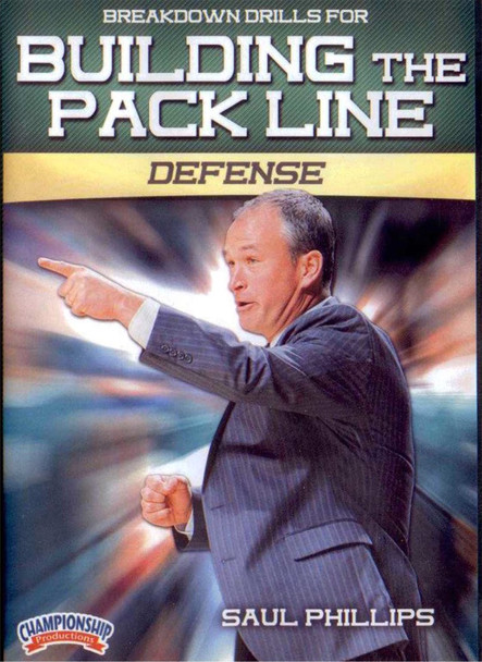Breakdown Drills For Building The Pack Line Defense by Saul Phillips Instructional Basketball Coaching Video