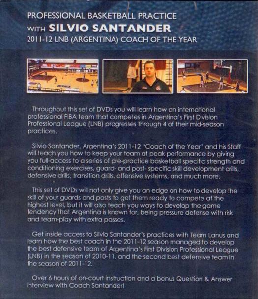(Rental)-All Access: Silvio Santander