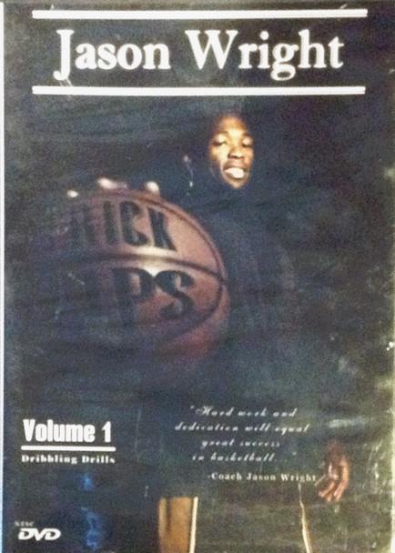 Dribbling Skills Vol. 1 by Jason Wright Instructional Basketball Coaching Video