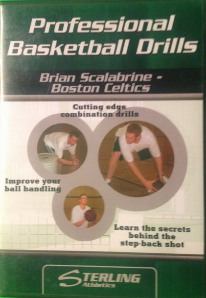 Professional Basketball Drills by Brian Scalabrine Instructional Basketball Coaching Video