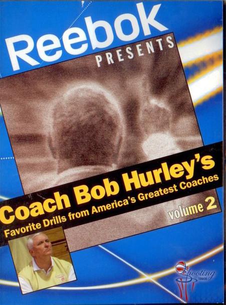 Bob Hurley's Favorite Drills Vol. 2 by Bob Hurley Instructional Basketball Coaching Video