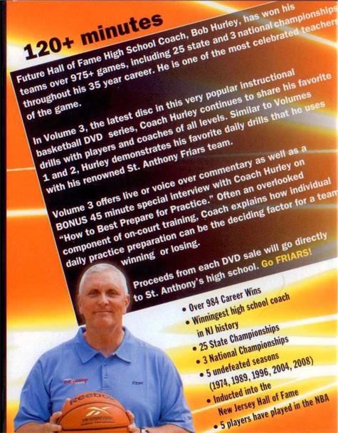 (Rental)-Bob Hurley's Favorite Drills Vol. 3