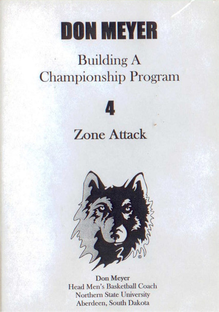 Building A Championship Program by Don Meyer Instructional Basketball Coaching Video