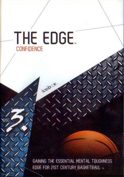 Mental Toughness Edge: Confidence Disc 3 by Spencer Wood Instructional Basketball Coaching Video
