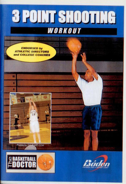 3 Point Shooting Workout by Basketball Doctor Instructional Basketball Coaching Video