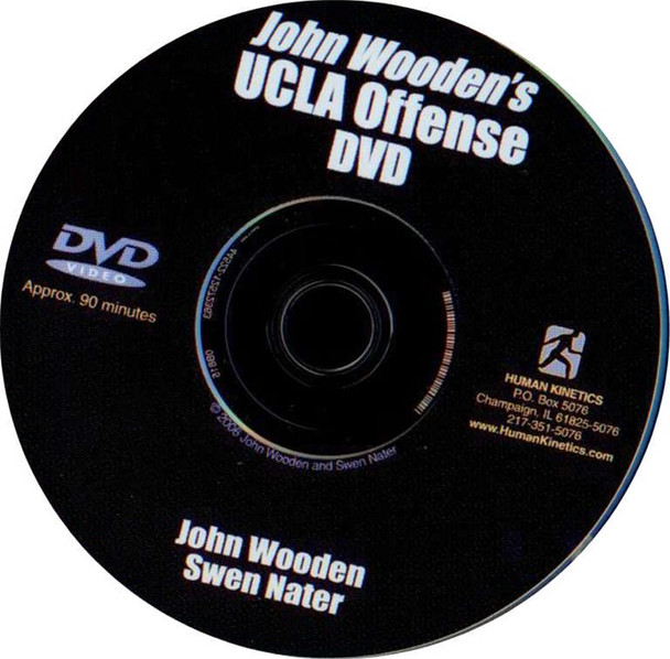 John Wooden's Ucla Offense by John Wooden Instructional Basketball Coaching Video